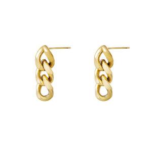 oorbel-goud-chain