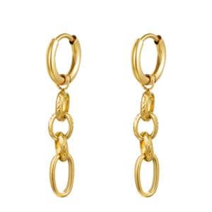 oorbel-goud-chains