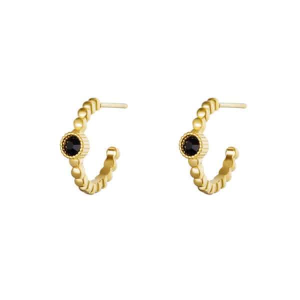 oorbel-goud-ring-zwart