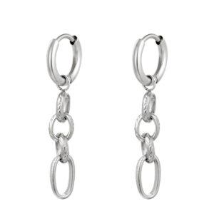 oorbel-zilver-chains