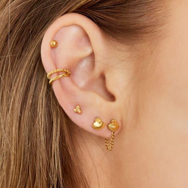 earcuff-goud-touw