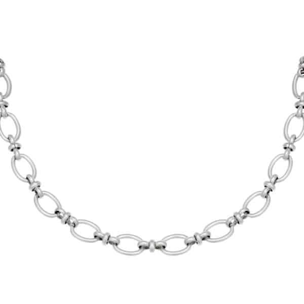 ketting-zilver-lemming