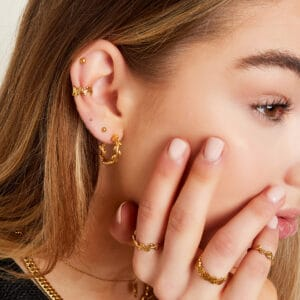 earcuff-goud-lauwerkrans