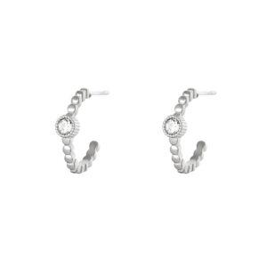 oorbel-zilver-ring-wit