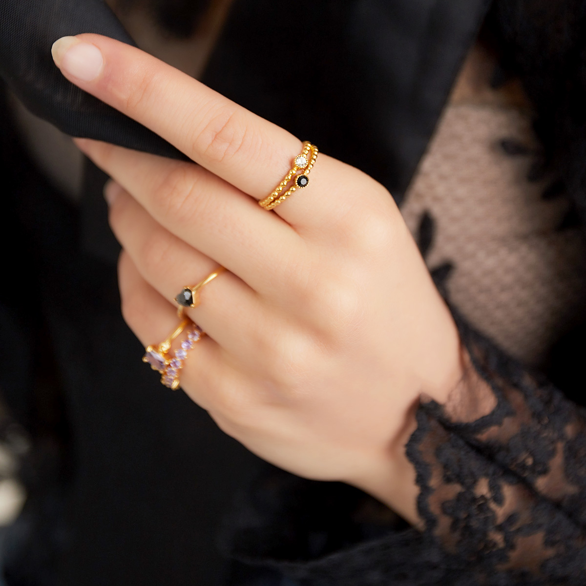 vidani-goud-zilver-ring-steen