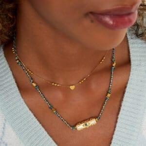 ketting-goud-hart-minimalistisch