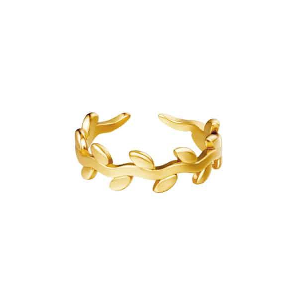 ring-goud-lauwerkrans
