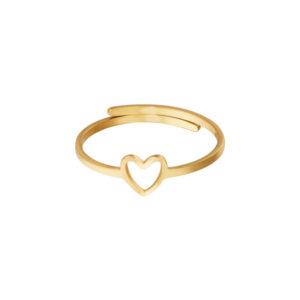 ring-goud-open-hart